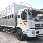 Dongfeng B180 Thùng 9.7m Chở Xe Máy