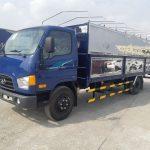 Hyundai 110XL thùng bạt 6m3